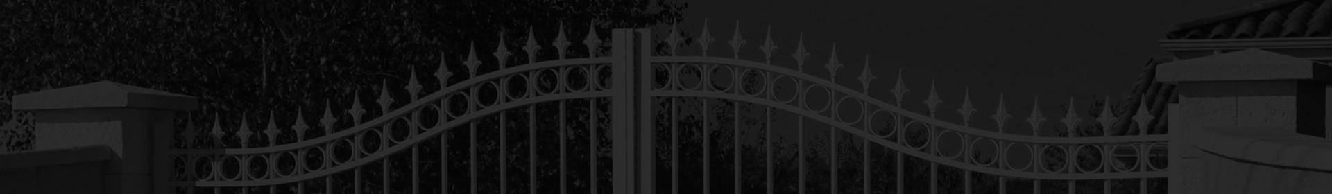 Accessoires pour portail coulissant, autoportant et battant