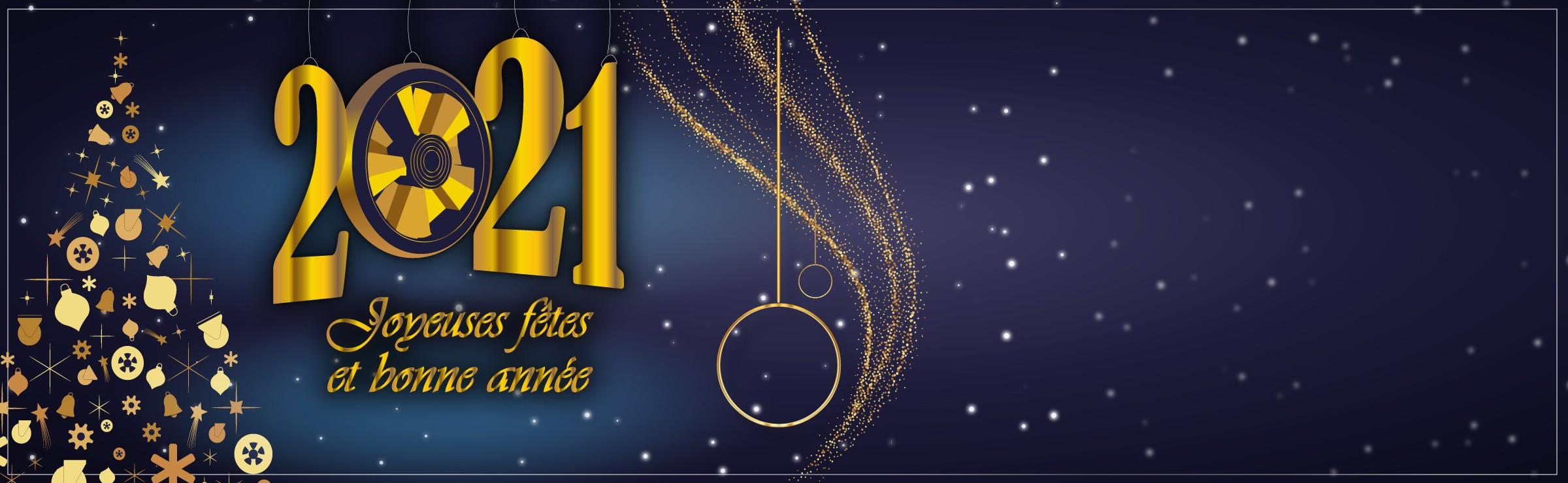 ROTEM vous souhaite une bonne année 2021 !